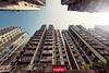 A Day in Hong Kong #2 (isayx3) Tags: china sky up buildings asian hongkong blog nikon angle bladerunner extreme wide sigma flare ultra f28 d800 14mm isayx3 plainjoestudios plainjoephotoblogcom