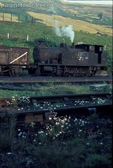 M001-04167.jpg (Colin Garratt) Tags: uk railroad industry wales train countryside industrial tank britain country engine railway steam vale glamorgan british locomotive welsh coal kilmarnock no1 wagons colliery merthyr ncb aberfan andrewbarclay