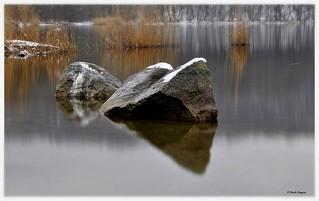 Zen lake © Nicola Roggero
