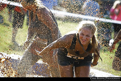 Dirty Girl: Splash (the Halfwitboy) Tags: dirtygirl2012 savetheboobies breast cancer boobies save pink boobs awareness benefit charity cause fight stand take woman women girls females female help together mud dirty iloveboobies run race triathlon find cure 1041 krbe event horseranch manvel houston texas compete competitors canon 7d 5d ladies lady beautiful pretty hot attractive sexy tank top curvy voluptuous courageous brave blonde brunette redhead shorts short