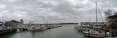 The Old Town Boardwalk and Docks (Reg|Photography4Lyfe) Tags: old sky panorama water alexandria clouds docks river skyscape landscape photography virginia town cloudy va boardwalk potomac oldtown potomacriver cloudporn oldtownalexandria