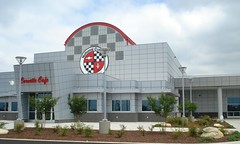 "Corvette Museum • <a style=""font-size:0.8em;"" href=""http://www.flickr.com/photos/22274533@N08/8523858954/"" target=""_blank"">View on Flickr</a>"