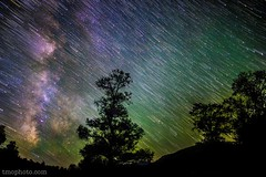 Great Basin National Park (tmo-photo) Tags: camping trees sky nature night stars outdoors nationalpark nightscape nevada great basin galaxy remote wilderness startrails milkyway starrynightsky