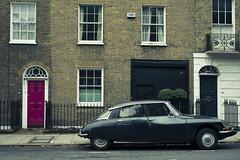 Mc Leod Mansion (photolangly) Tags: england london ds brique londres briques citroënds