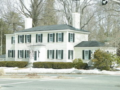 Andover MA (Littlerailroader) Tags: homes history massachusetts newengland andover oldhomes andovermassachusetts