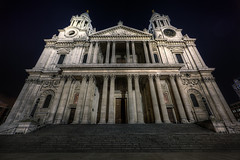 """St Paul's by night • <a style=""""font-size:0.8em;"""" href=""""http://www.flickr.com/photos/76512404@N00/8536539734/"""" target=""""_blank"""">View on Flickr</a>"""