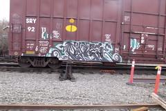 miles (NorthOfNorth) Tags: graffititrain