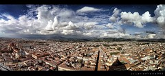 Firenze Color (jfraile (OFF/ON slowly)) Tags: city sky italy clouds italia cathedral catedral ciudad cielo panoramica nubes florencia firenze toscana iphone panoramamaker5 mygearandme mygearandmepremium mygearandmebronze mygearandmesilver mygearandmegold mygearandmeplatinum jfraile javierfraile