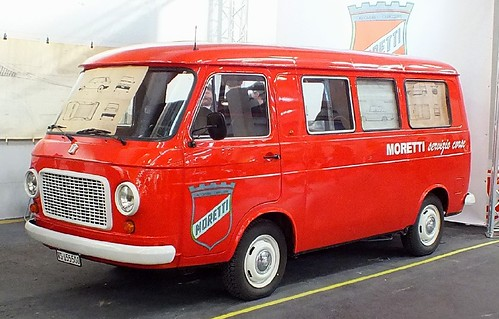 Fiat 238 Moretti