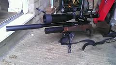 bsa r10 (raven fandango) Tags: nikko airgun bsa airrifle r10 targetmaster