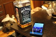 Jack Daniel's () Tags: windows jack phone daniels htc s8