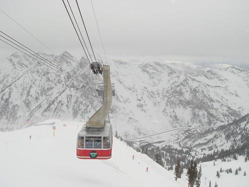 Utah - Snowbird Tram
