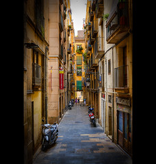 Barcelona - Alley Nr. 2 (LaTietze) Tags: barcelona photoshop spain nikon europa europe bcn catalunya hdr spanien photomatix tonemapping nikond7000 mygearandme mygearandmepremium mygearandmebronze mygearandmesilver mygearandmegold mygearandmeplatinum mygearandmediamond photographyforrecreation photographyforrecreationeliteclub rememberthatmomentlevel1 rememberthatmomentlevel2 rememberthatmomentlevel3