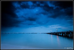 Bedok Jetty (ujjal dey) Tags: longexposure evening singapore dreams ecp eastcoastpark sigma1020mm canon500d ujjal ujjaldey ujjaldeyin