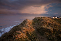 low hauxley (Ray Byrne) Tags: evening coast northumberland northeast raybyrne lowhauxley byrneoutcouk webnorthcouk