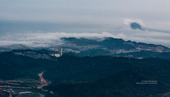 Keelung, Taiwan IMG_2231 (Len) Tags: sea sky seascape fog clouds landscape coast taiwan   northeast  seacoast daybreak  keelung  70300 northeastcoast jiufen     50d  ef70300mmf456isusm  explored      daybreaking  2 advectionfog    seaofclouds