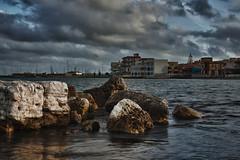 HDR sea (Riccardo Nobile Photos ) Tags: sea water rocks mare colorfull hdr marzamemi scogli d600 nikond600