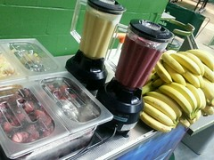 """ACR Center Köln - Smoothie Catering • <a style=""""font-size:0.8em;"""" href=""""http://www.flickr.com/photos/69233503@N08/8582833767/"""" target=""""_blank"""">View on Flickr</a>"""