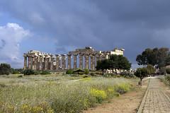 Selinunte (calmeilles) Tags: sicily sicilia selinunte greektemple
