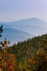 Layers (mcveja) Tags: mountains forest landscape view serbia layers srbija divibare