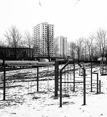Großwohnsiedlung Marzahn (Breuer Photos) Tags: berlin plattenbau architektur wohnung marzahn