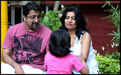 Concern and comfort (Nagarjun) Tags: bangalore ruchi kaushal vedant anindita ipsita malathi sowmya tarush murli naomika casaansal