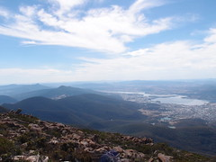 Mount Wellington views (samu) Tags: australia tasmania hobart mountwellington