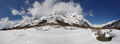 Val Ferret (joe00064 -- moved to 500px) Tags: ferret pentax valle val grandes monte mont bianco blanc k5 daosta jorasses joe00064 mygearandme mygearandmepremium photographyforrecreation