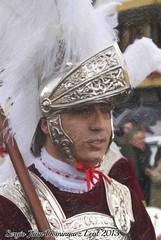 Armao de la Hermandad de la Macarena (Sergio J. Dominguez Leal) Tags: sevilla armao pinturaaloleo hermandadmacarena