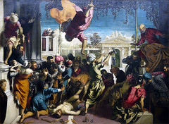 Tintoretto, The Miracle of the Slave