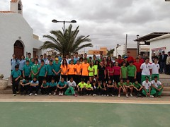 II Liga Interinsular de Bola Canaria 2013