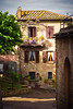 Italian spring (Dennis_F) Tags: italien flowers italy house green nature colors landscape spring italia country hill landwirtschaft natur hills tuscany cypress grün agriculture toscana valdorcia landschaft hilly cypresses frühling toskana hügel monticchiello zypressen tuscien
