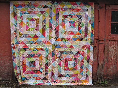 Stash Archive Value Quilt