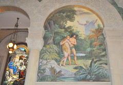 Adam And Eve...Artistically Goes To Stanford University....! (Sunciti _ Sundaram's Images + Messages) Tags: usa art church artwork stanford paloaltocalifornia stanforduniversity anawesomeshot agradephoto artofimages