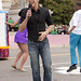 2013 Cherry Blossom Festival Parade - Justin Guarini