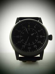 Beobachtungsuhr FL23883 (s/n/k) Tags: clock luftwaffe beobachtungsuhr fl23883