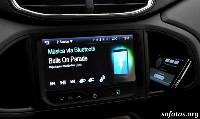 Multimídia Chevrolet Onix