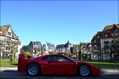 Legend car's (Auto_Deauville) Tags: auto cars car ferrari f 40 legend f40 deauville histotique
