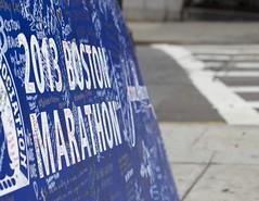 Nine days after Boston Marathon Tragedy (Rebecca_Hildreth) Tags: usa boston ma marathon nine days after bombing 2013