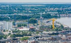 Nantes-Tour_de_Bretagne_vue_vers_Ile_de_Nantes_22072016 (giesen.torsten) Tags: nantes frankreich france paysdelaloire nikon tourdebretagne aussichtsplattform blickbernantes nikond810