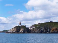 THE BAILEY LIGHTHOUSE (NIKKI O BRIEN) Tags: lighthouse dublin sea beach water coast howth ireland em5