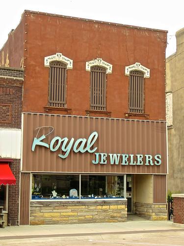Royal Jewelers, Jefferson, IA