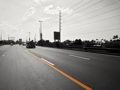Roadtrip (geralyncruz) Tags: road vanishingpoint jeepney highway roadtrip