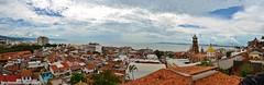 Puerto Vallarta Panorama (Rex Montalban Photography) Tags: panorama mexico puertovallarta stitchedphoto rexmontalbanphotography