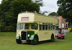 903 CAP234 (PD3.) Tags: park uk england bus water buses vintage bristol brighton day open top hove rally cress july railway running hampshire line southern cap vectis topless 17 preserved alton mid 07 topper psv pcv anstey 234 903 2016 watercressline hants cap234