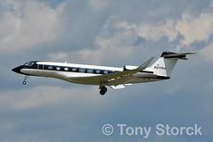 N221HS (bwi2muc) Tags: bwi airport airplane aircraft plane flying aviation spotting spotter g650 gulfstream650 n221hs starbucks bwiairport bwimarshall baltimorewashingtoninternationalairport gulfstream bizjet