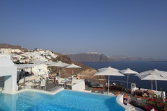 Canaves Oia Suites (A Sutanto) Tags: oia santorini hotel luxury pool island greece greek sun sunny swim tanning vacation holiday relax blue sea sky view scenic