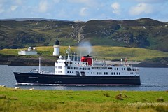 Heb Princess (CraigAllanPhotography) Tags: ferry ship calmac po astoria ships lewis lochseaforth seaforth mv mvoriana minch sailing seas harris