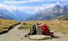 Haute Route - 5 (Claudia C. Graf) Tags: switzerland hauteroute walkershauteroute mountains hiking