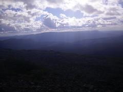 028 - Parc national de la Gaspsie : Mont Xalibu (Arfphandal Forfal Forphan) Tags: trip qubec gaspsie forest tree arbre fort nature water eau park landscape